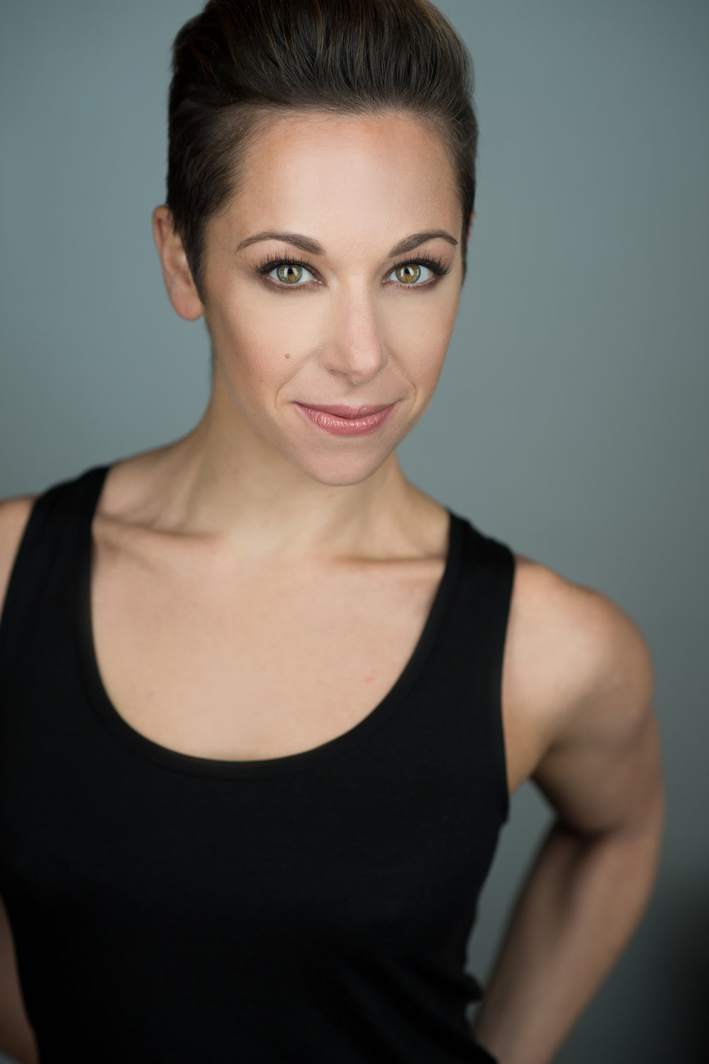 Alison Solomon - Associate Broadway Choreographer - Charlie and The Chocolate Factory