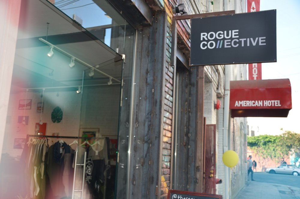 The Rogue Collective: 305 S Hewitt St, Los Angeles, CA 90013
