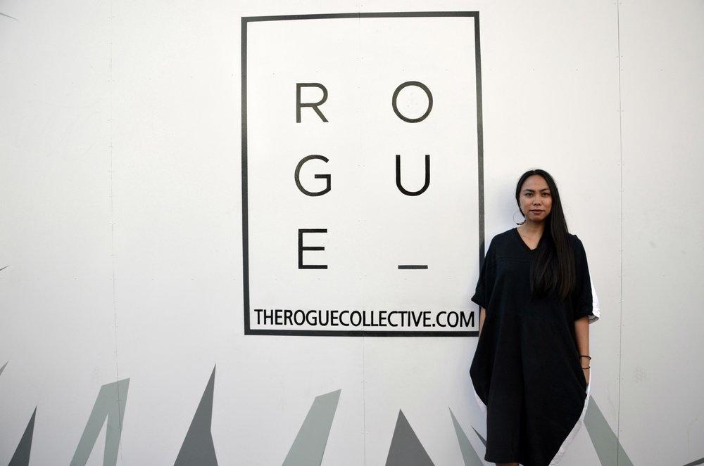 The Rogue Collective x ELLERALI 10/21 DTLA Arts District. 1 - 8pm