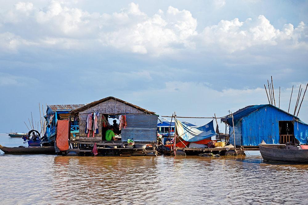 Kampong Khleang, Cambodia