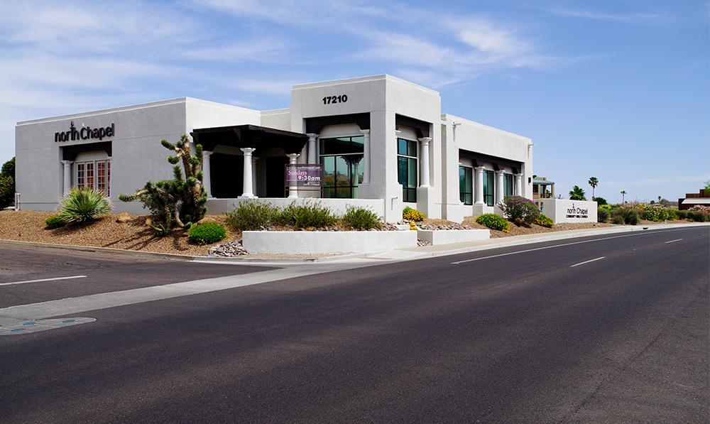 17210 E. Amhurst Drive Fountain Hills, AZ 85268  Sundays @ 9:30am