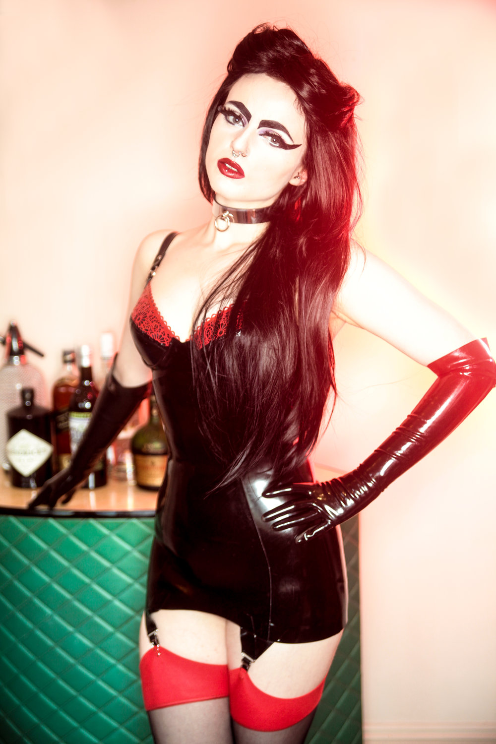Elite London Dominatrix Empress Poison