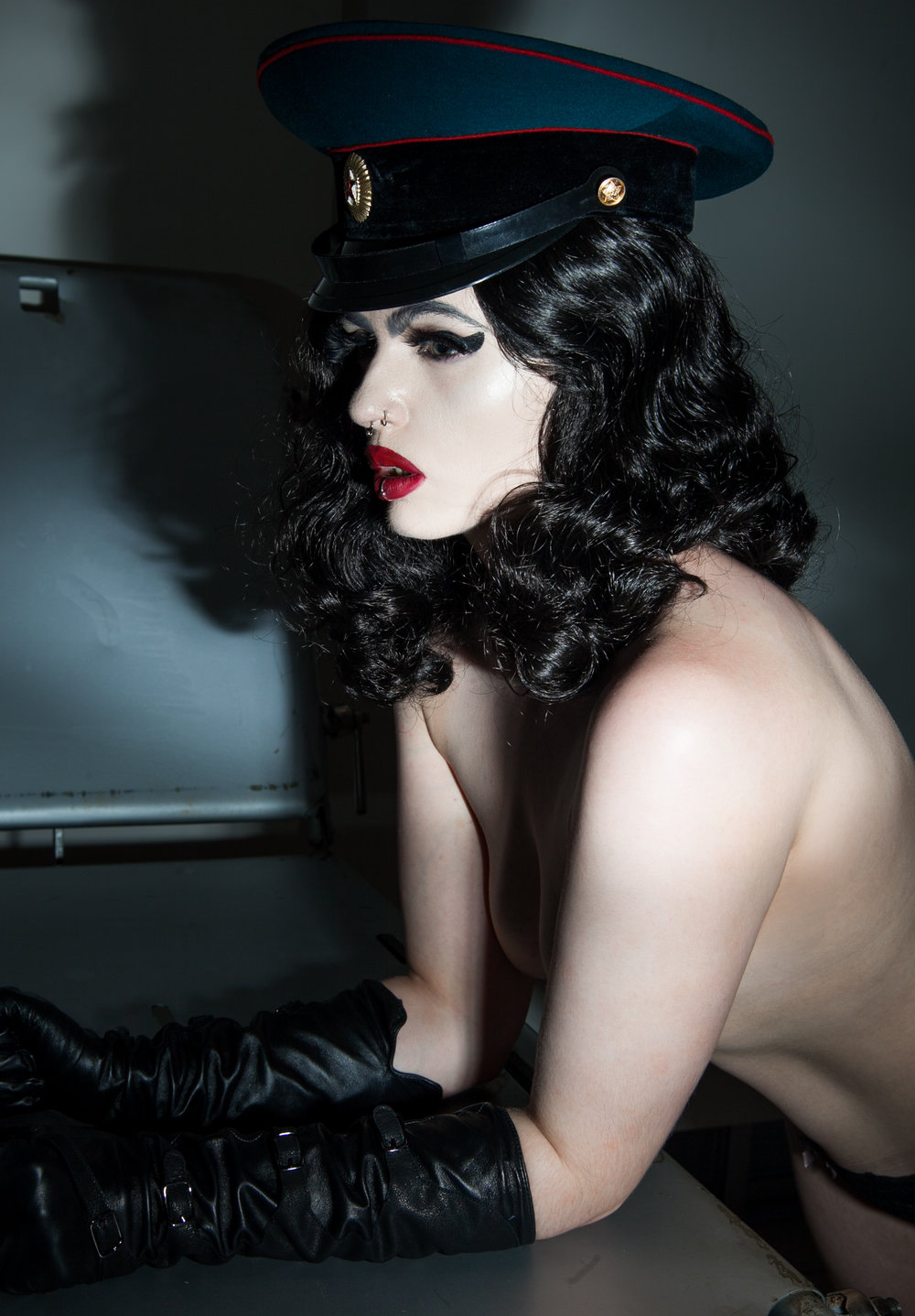 London Dominatrix Empress Poison