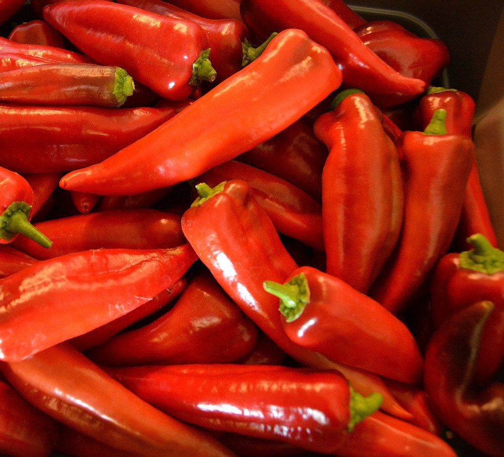 Sweet Italian Peppers