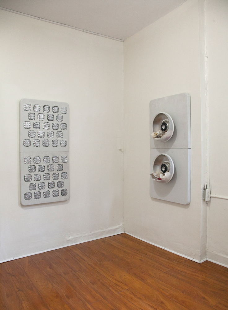 Installation view, 2018.