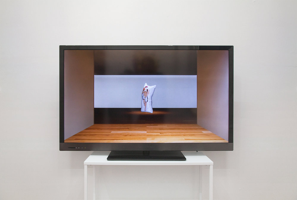 Gregory Nachmanovitch,  Free Agency (the monument is my sickness) , 2019, video, 08:53 mins