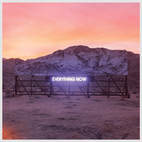 March 6 - Arcade Fire - Everything Now7- Layer NachosPro-Ject - Carbon Esprit DC