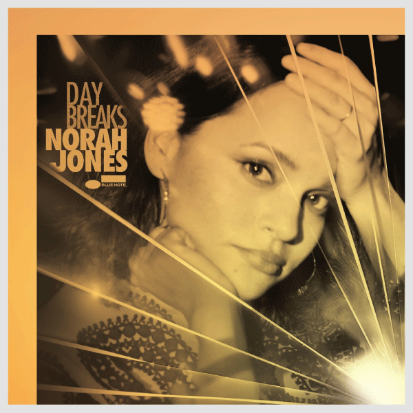 March 20 - Norah Jones - Day Breaks Potato Latke w/ Smoked SalmonTechnics - SL-1210GR