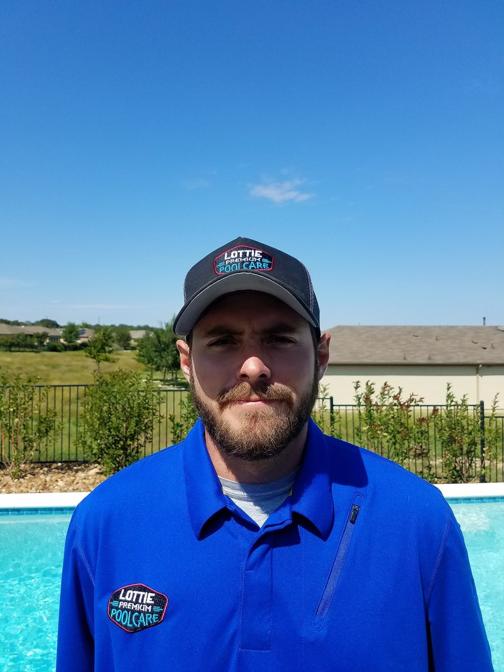 - Matthew Lottie-Owner of Lottie pool CareMatt started cleaning pools with his older brother in Southern California and has learned a lot over the years he has been in the pool industry.Matt has taken several industry technical classes and is certified in the state of Texas as a Appliance installer.Matt is a eagle scout of the boy scouts of america and is a family man+Appliance Installer Electrical License # 330565+ Zodiac Academy Technical Training