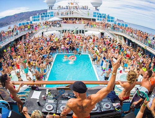 2017 College Party Spring Break Cruise