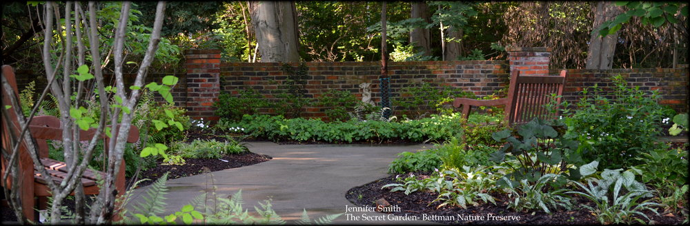 The Formal Courtyard Garden