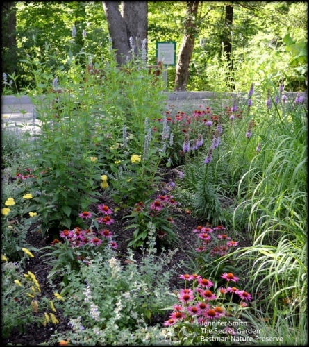 """The revised portion of """"The Prairie Garden"""""""