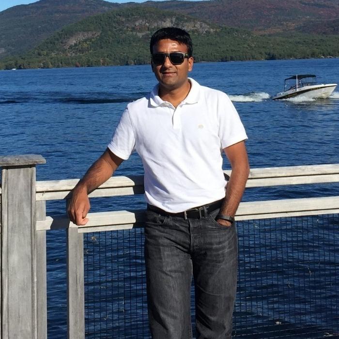 Yatish Agarwal, Math Tutor