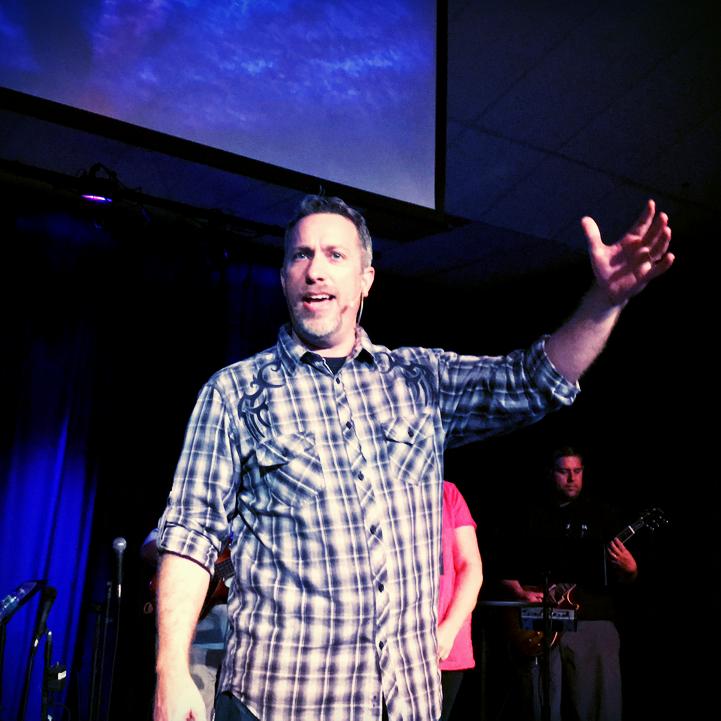 Pastor Jeremy Higdon - Oasis Church