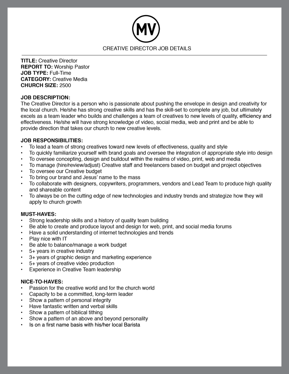 MV.Church Creative Director Job Opening.png