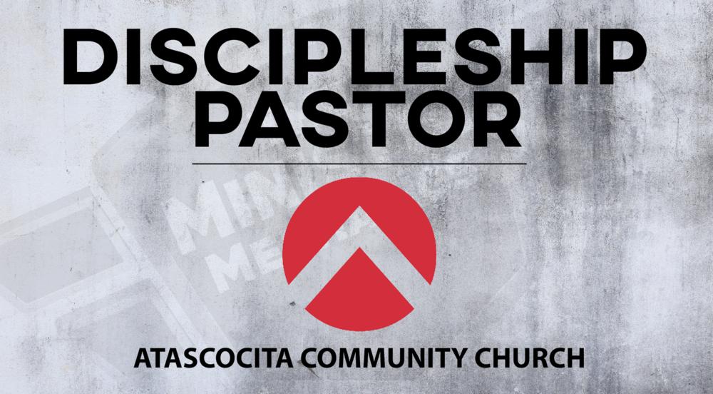 Atascocita Community Church 16x9 Discipleship Pastor