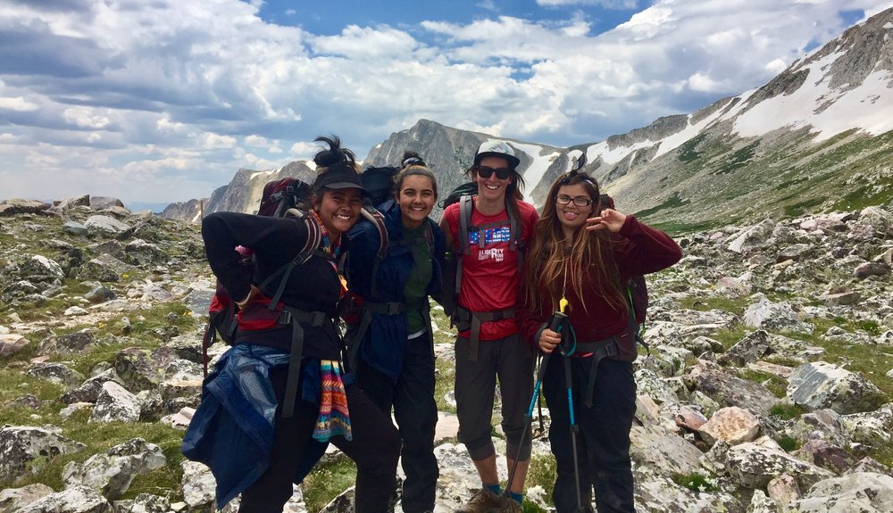 Women's Wilderness Scholarship - click to learn more!