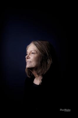 Gloria Steinem Portrait