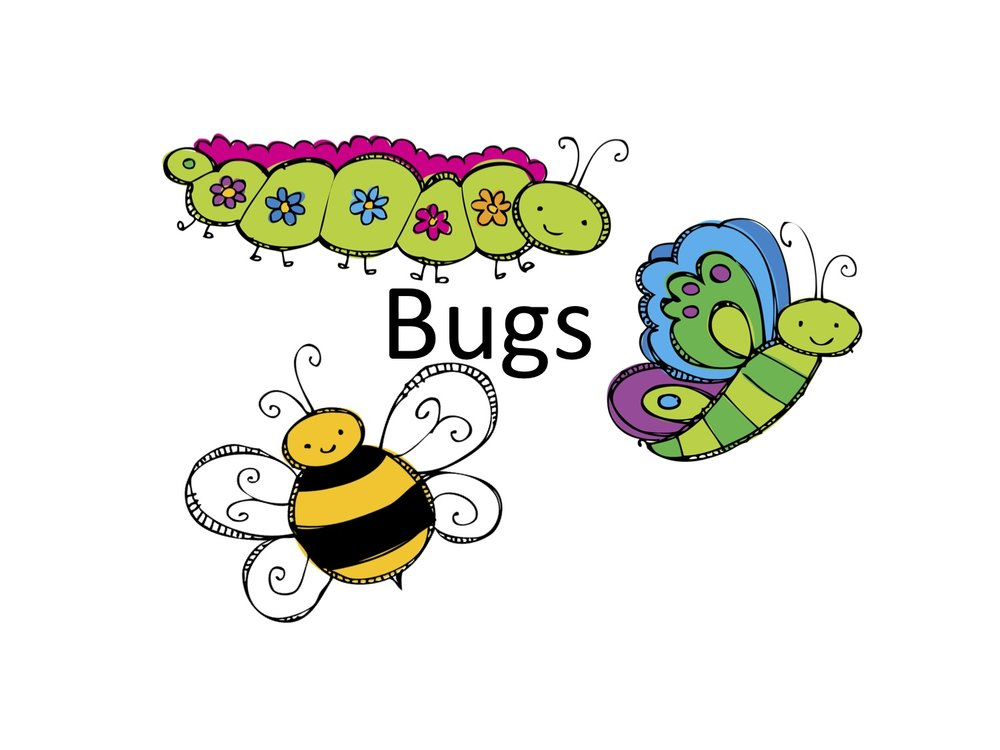 Unit 4: Bugs - From the itsy bitsy spider to some very curious ants we'll learn lots about all the creepy crawlies outside! This unit focuses on comparing and ordering skills, syllabication, and creativity! Available Saturday, October 7