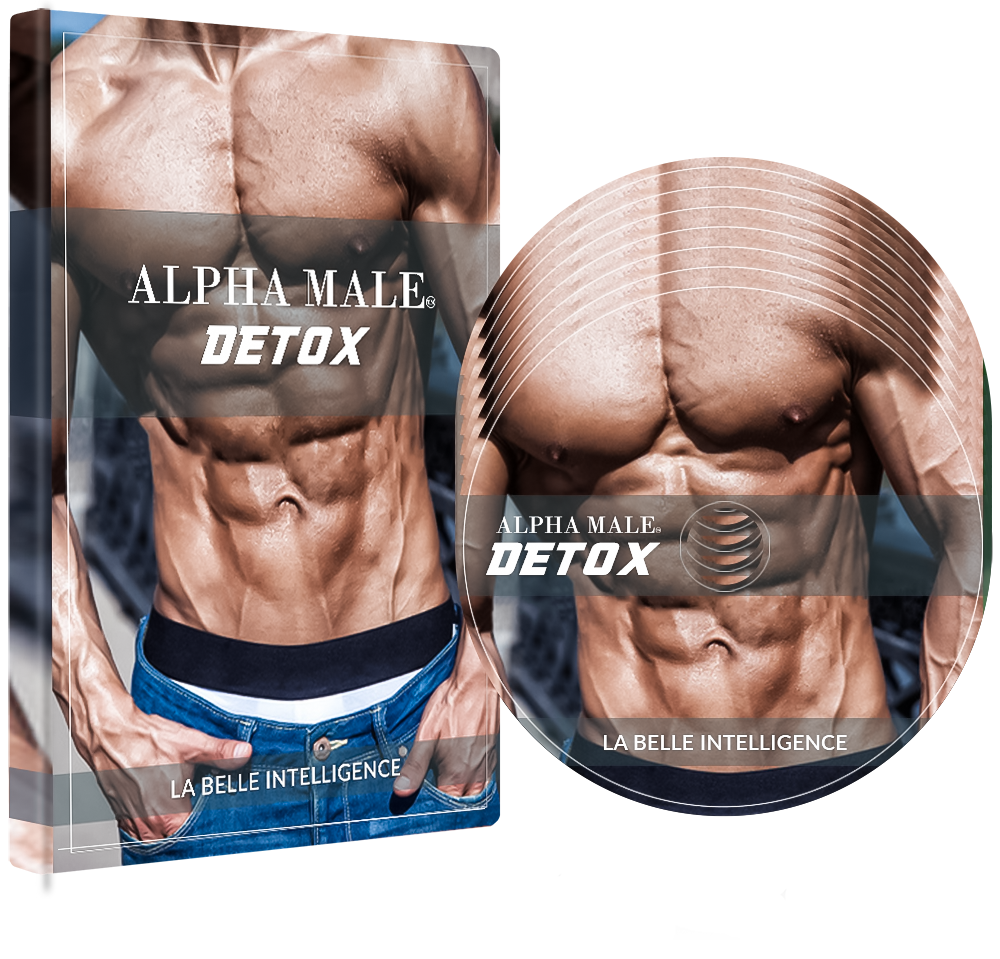 3 DAY CLEANSE + 21 DAY HIGH CARB RAW VEGAN DETOX for MEN'S HEALTH & CONFIDENCE