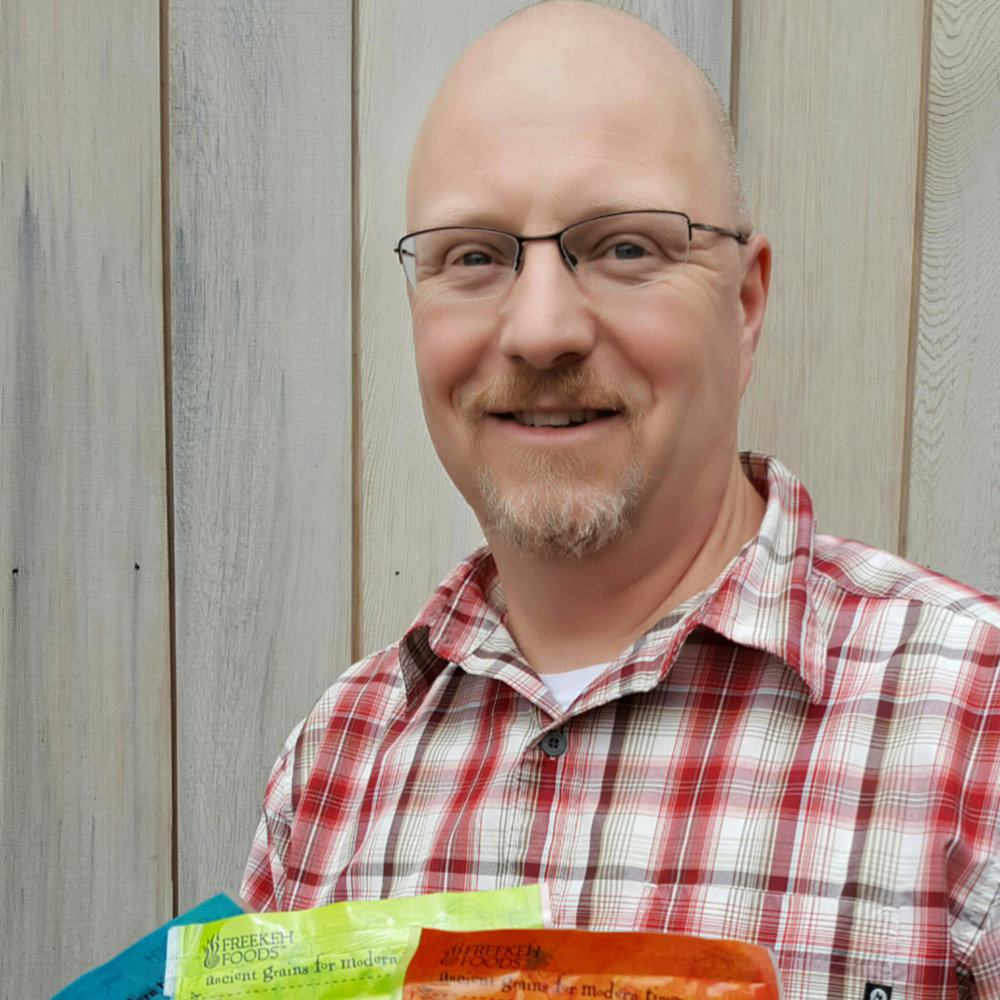 ERIC FAST -  Freekeh production Manager