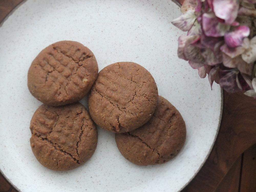 Ginger Cookies 1