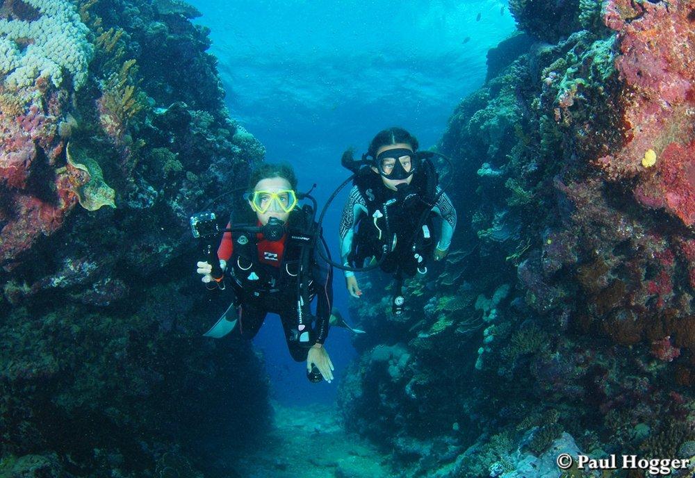 Scuba Diving Kids