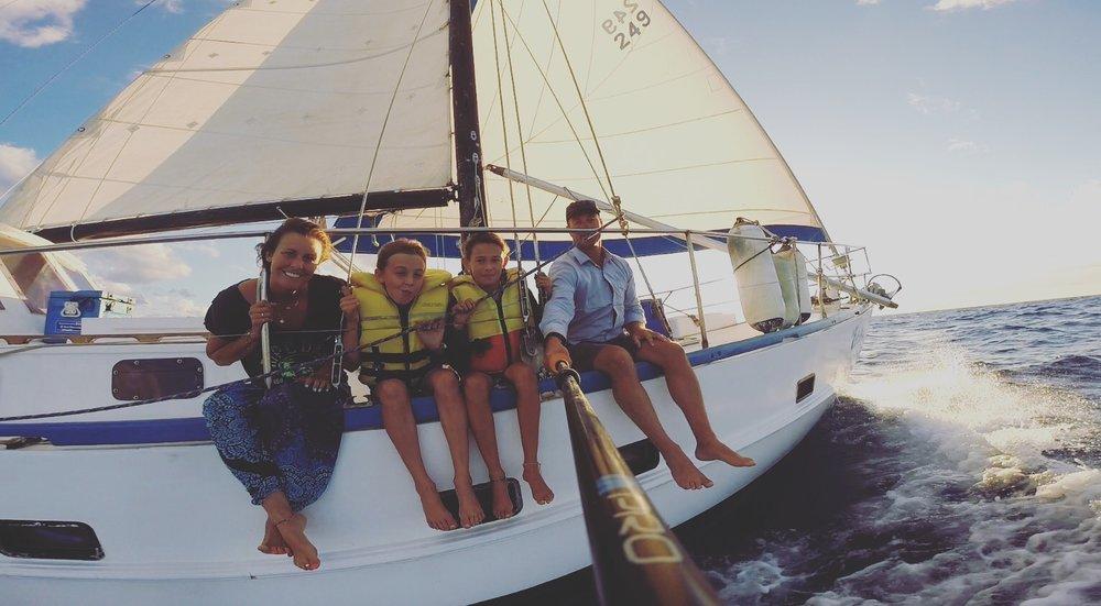 Sailing Catalpa