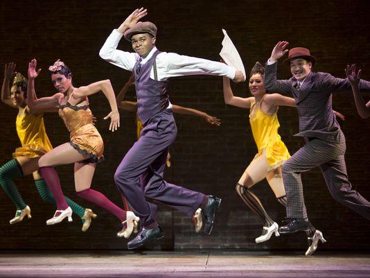 Shuffle Along on Broadway
