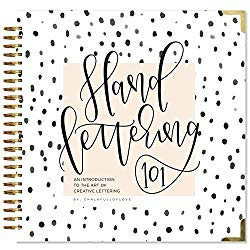 hand lettering 101  I am all about learning new things and keeping my creative juices flowing. I can watch people on instagram all day doing amazing hand lettered work. Why not try it for yourself? I'm aiming to have some serious skills by Christmas.