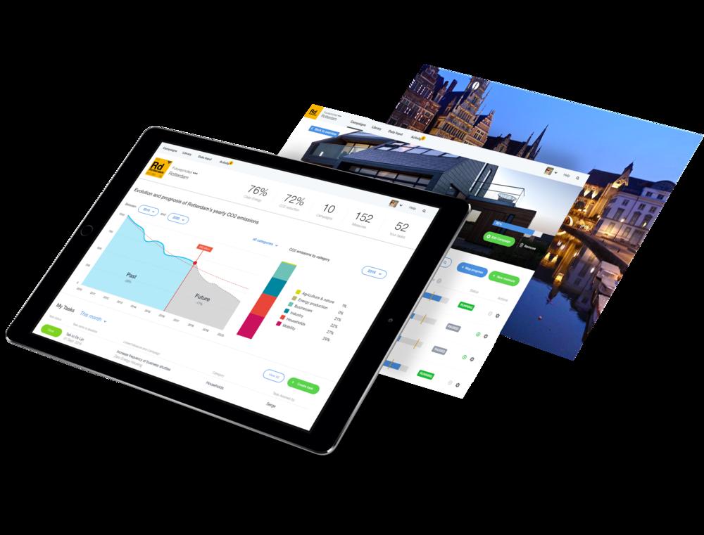 FutureproofedCities web app