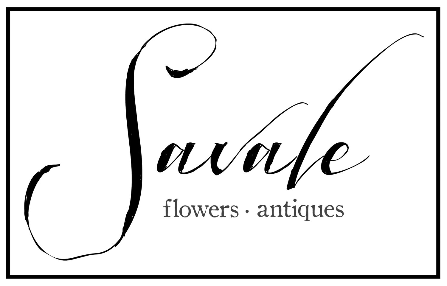 Savale Flowers Antiques