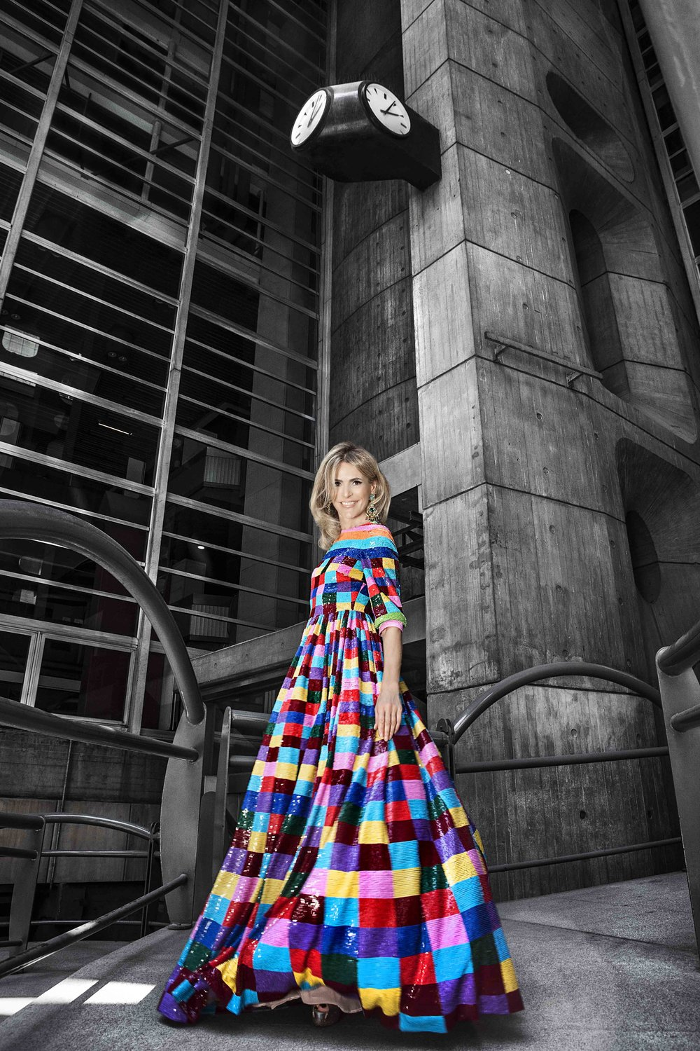 RossellaDGP_Color_Block_Longsleeve_Rossella_Della_Giovampaola_Valentino_Embroidered_Dress_Buenos_Aires_2017.jpg
