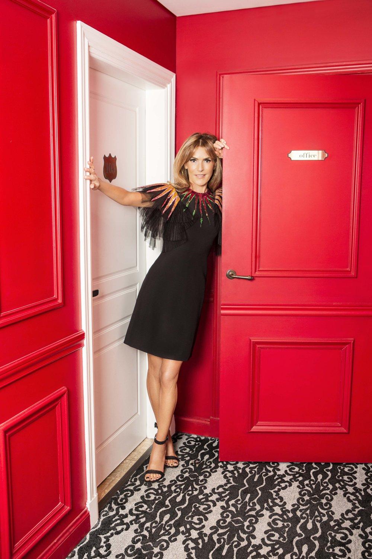 Rossella_Della_Giovampaola_Rosella_Hotel_Clasico_Buenos_Aires_Gucci_Vestido_Negro_Black_Dress_1.jpg