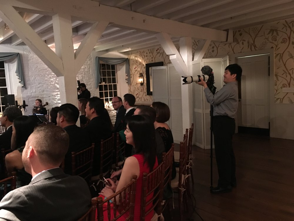 best camera for wedding videography