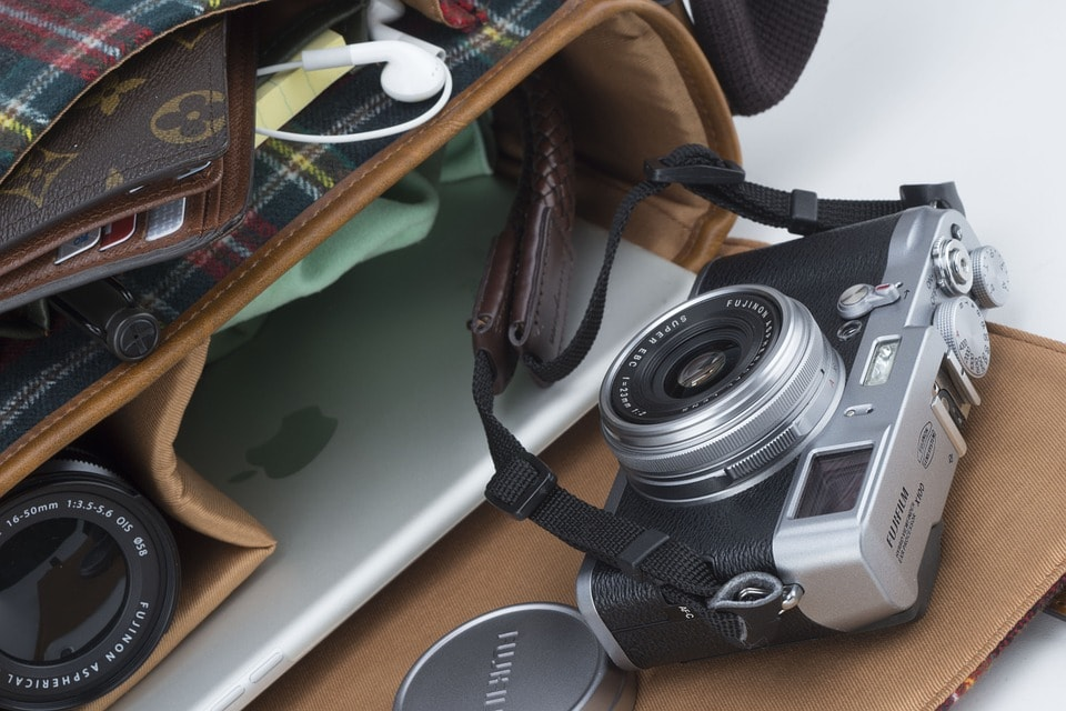 camera bag essentials