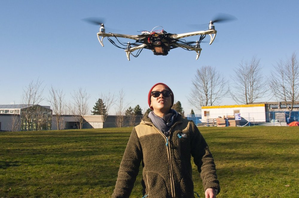 aerial videography