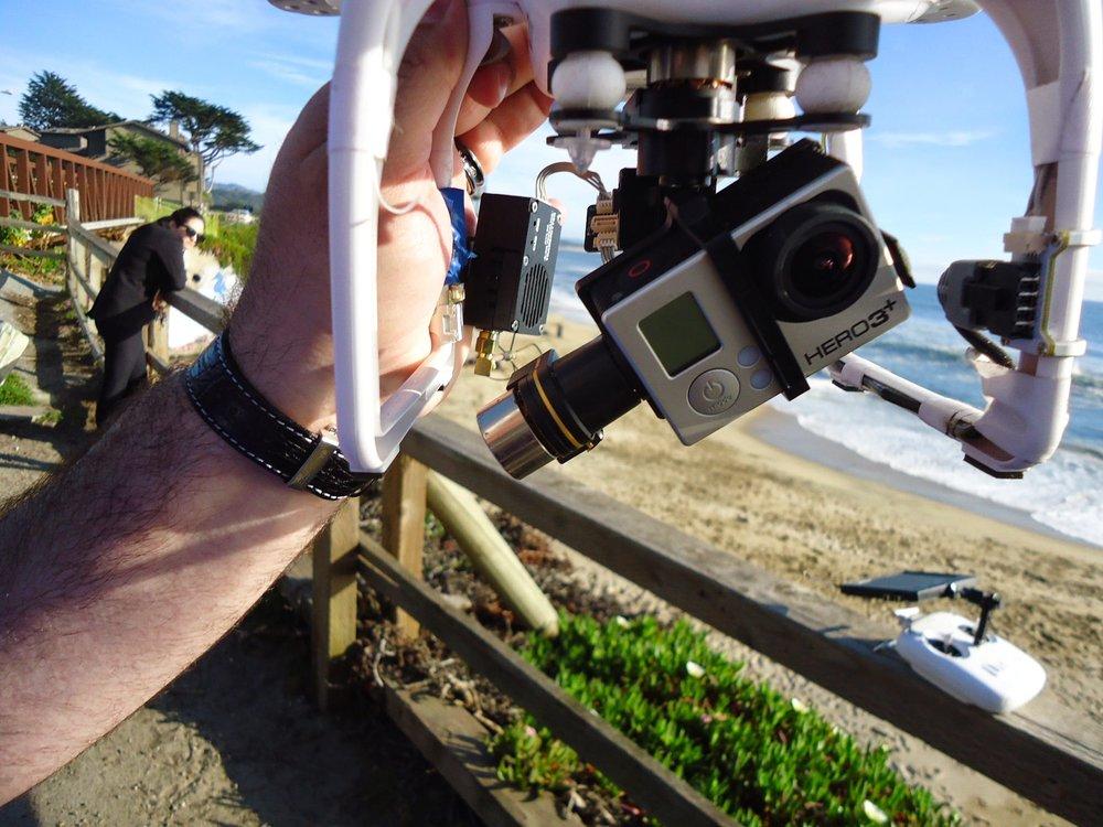 aerial UAV videos