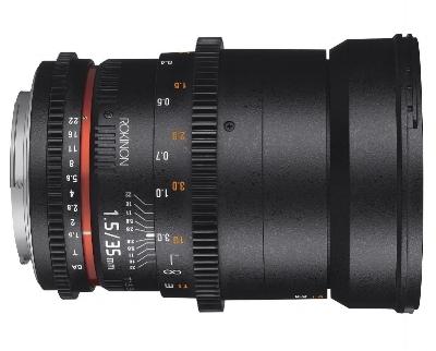 review rokinon lenses