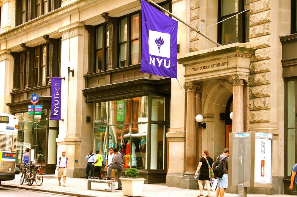(Photo from NYU.EDU)