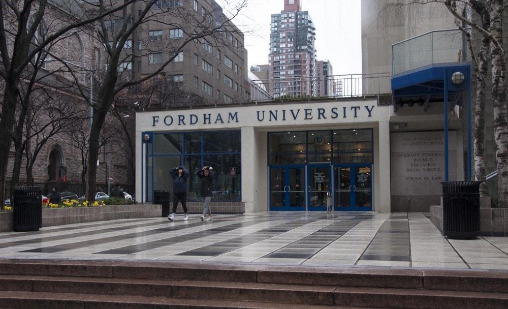 Photo from Fordham.edu