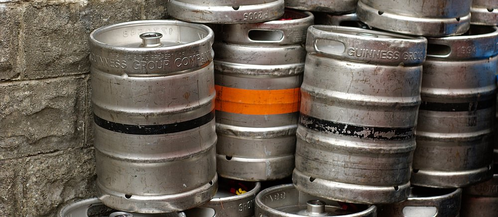 Kegs To Go In Seattle