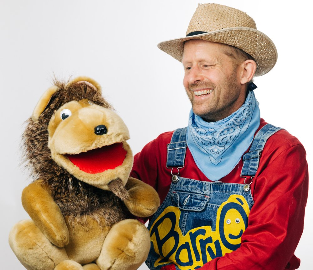 BarryO is a Children's Entertainer with over 20 years experience!