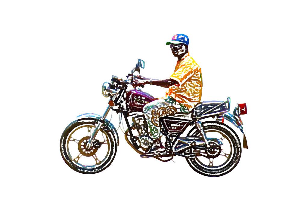 Zemidjan #001 Biker's Attitude.JPG