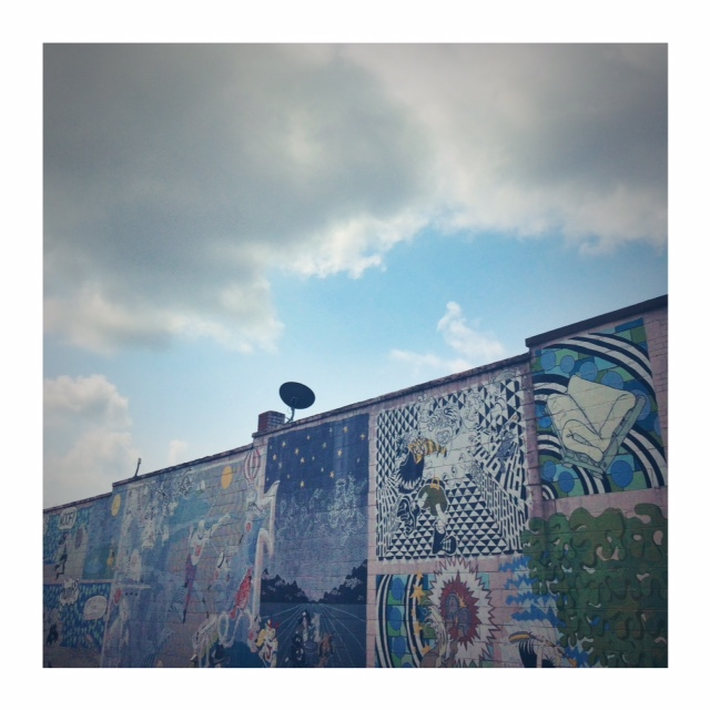 grafitti for miles
