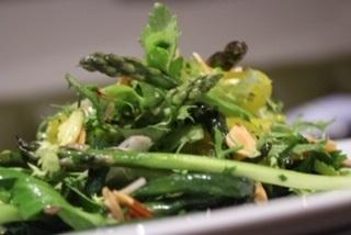 Grilled Vegetable Salad -