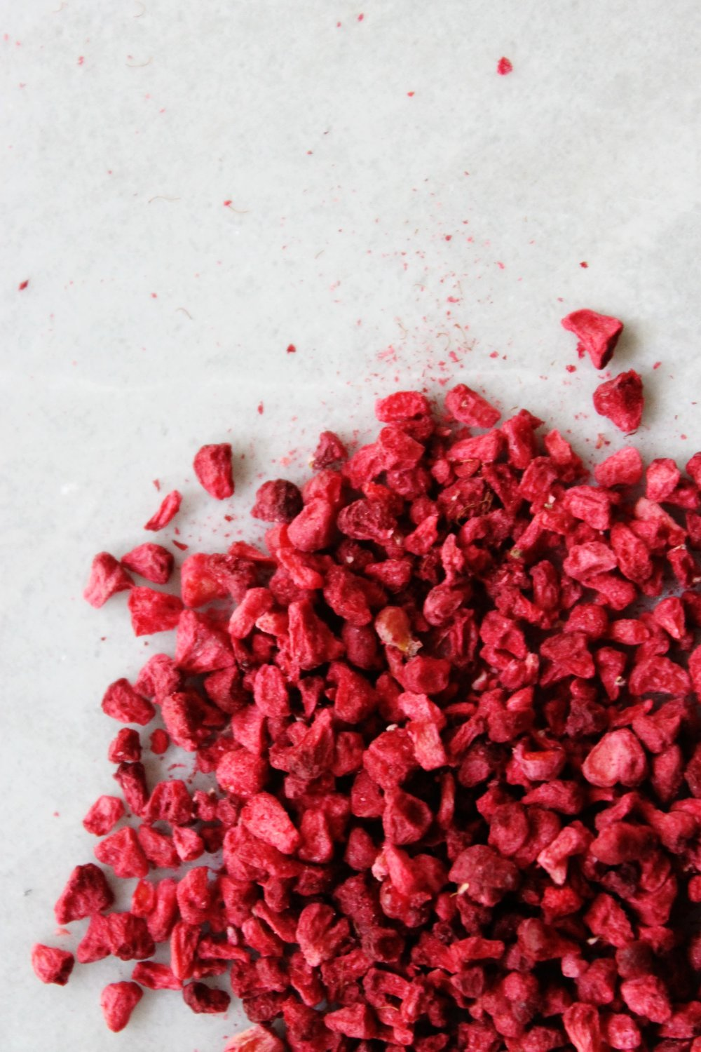 Raspberry-vanilla chocolate bark | Beloved Kitchen