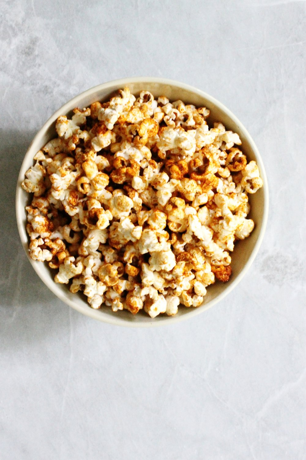 Pimenton popcorn | Beloved Kitchen