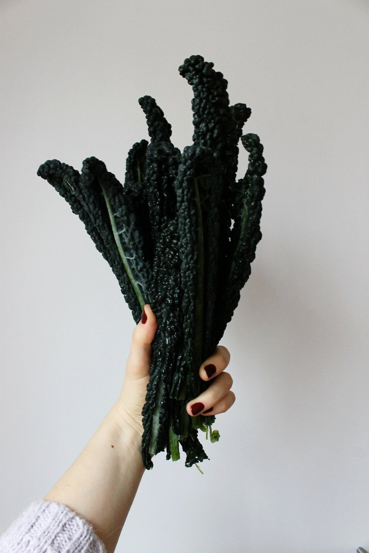 Lemony cauliflower and kale saute | Beloved Kitchen