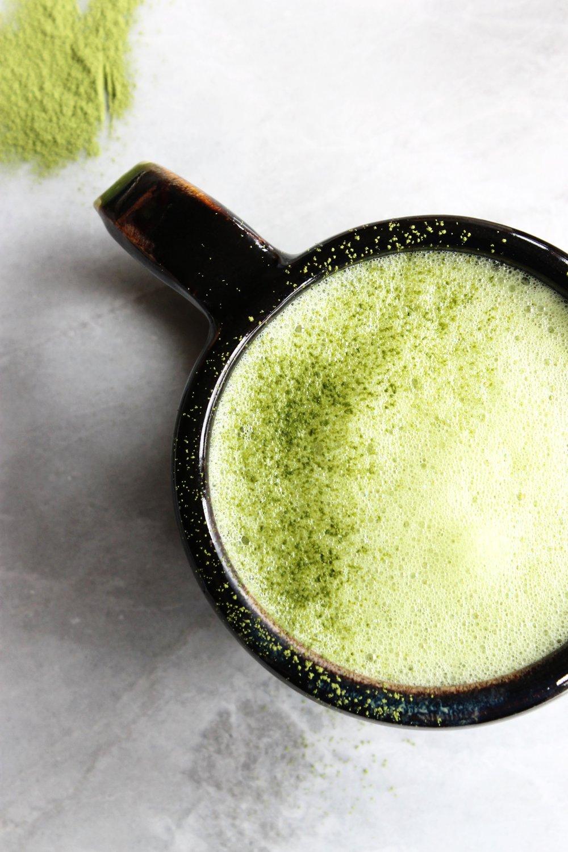 Matcha latte | Beloved Kitchen